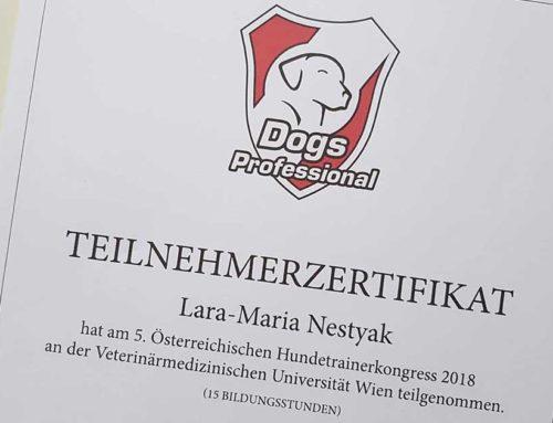 5. Österreichischer Hundetrainerkongress