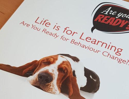 Life is for Learning! aka Leben heißt Lernen!