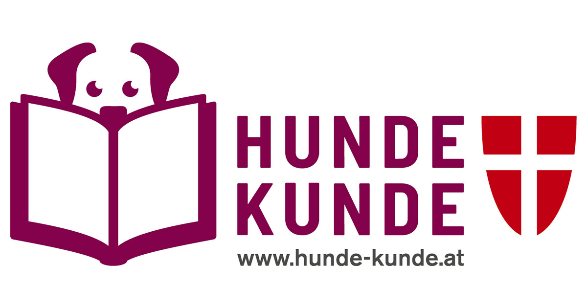 Logo HUNDE-KUNDE Der Wiener Sachkundenachweis