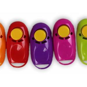 i-Clicker in verschiedenen Farben